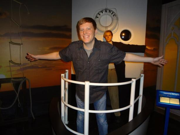Chris Titanic